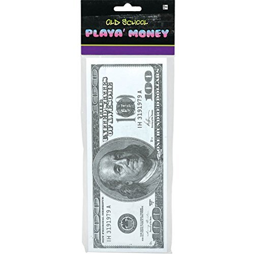 Amscan 841554 Playa Money, One Size, Multicolor]()