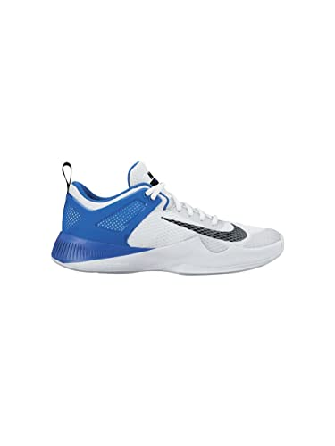 Nike Women's Air Zoom Hyperace, White/Black/Game Royal, 10.5 B-
