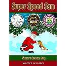 Santa's Rescue Dog (US) (Super Speed Sam Book 5)