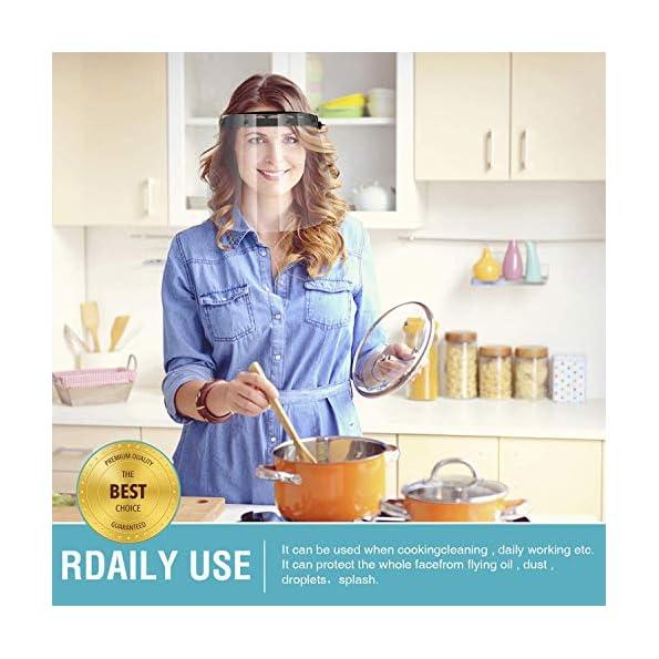 IYQOL-6-Stcke-Visier-Gesichtsschutz-6-x-Halterungen-mit-je-1-Wechselfolien