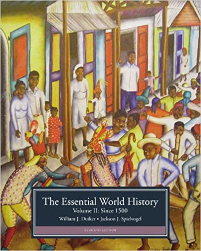 Amazon the essential world history volume ii since 1500 2 the essential world history volume ii since 1500 2 7th edition kindle edition fandeluxe Images