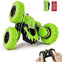 IDEAPARK Bambini Macchina Telecomandata 4WD,Ricaricabile Auto Telecomandata 360 Gradi Rotazione Acrobatica Radiocomandata...