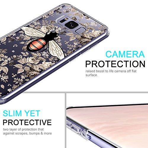 Galaxy S8 Case Bee