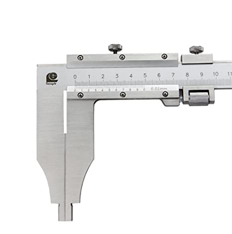 Calibre Vernier de acero inoxidable de 0 a 300 mm con ...