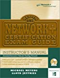 Network+ Certification Exam Guide Instructor's Manual, Meyers, 0072123451