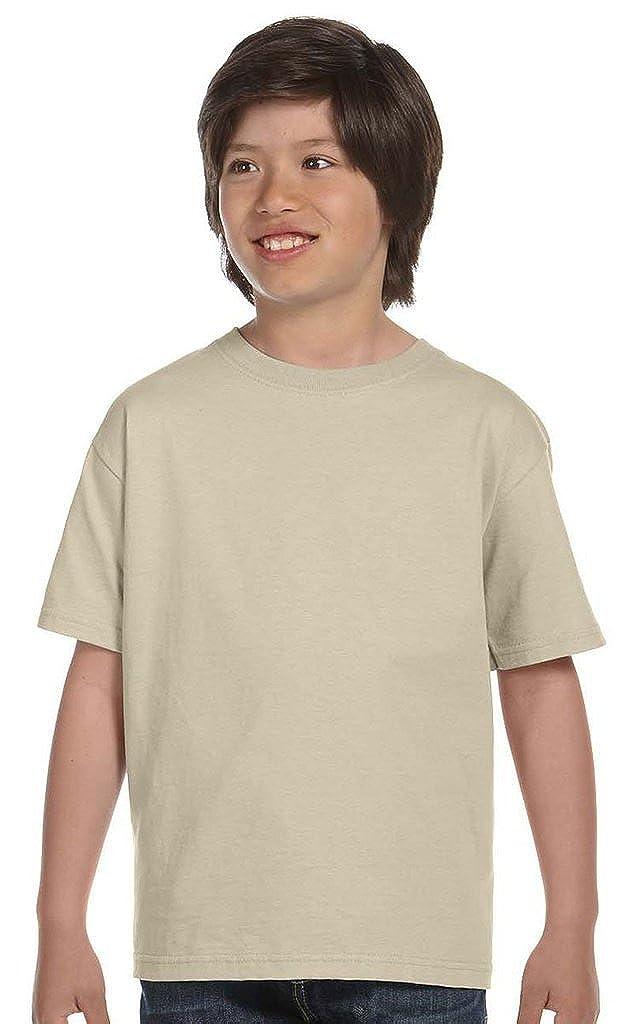Hanes Youth heavyweight t-shirt. Hanes 5380