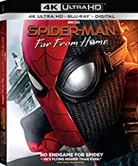 Following the events of Avengers: Endgame, Peter Parker (Tom Holland) returns in Spider-Man: Far From Home. Our friendly neighborhood Super Hero decides to join his best friends Ned, MJ, and the rest of the gang on a European vacation. Howeve...