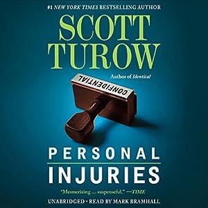 Personal Injuries Audiobook