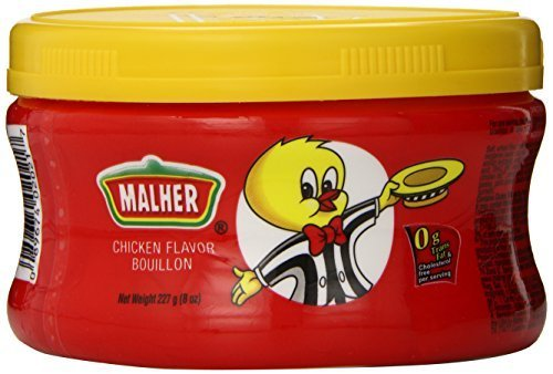 malher chicken bouillon - 8