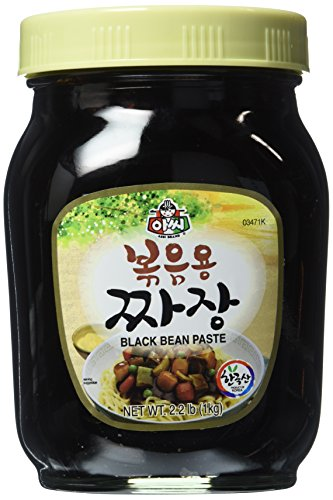 assi Black Bean Sauce, Jjajang, 2.2 Pound (Korean Beef Recipe Ground Beef)