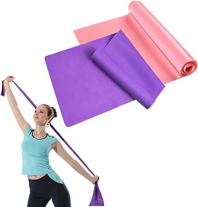Juego de bandas para Yoga para mujeres y hombres Super ejercicio ...