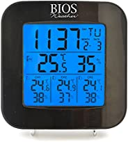 Bios Thermor Indoor/Outdoor Thermometer with 3 Sensors