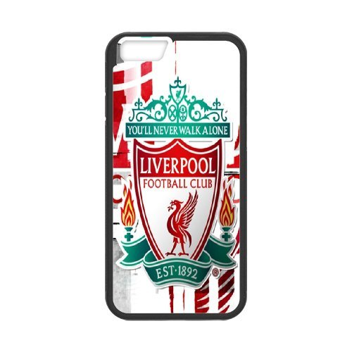 Liverpool Phone Case And One Free Tempered-Glass Screen Protector For iPhone 6,6S 4.7 Inch T218179