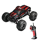 VATOS RC Car 1:12 Scale 2WD, 38Km/H High Speed, RC Rock Crawler 2.4Ghz Remote Control Electric Vehicle (Red)