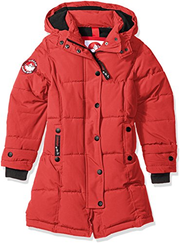 amp; Red Gear Little Jacket a Girls' Weather Canada Big xTOqBcw