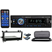 97-02 JEEP WRANGLER TJ Car Digital Media Receiver w/Bluetooth MP3 USB/SD+Guard