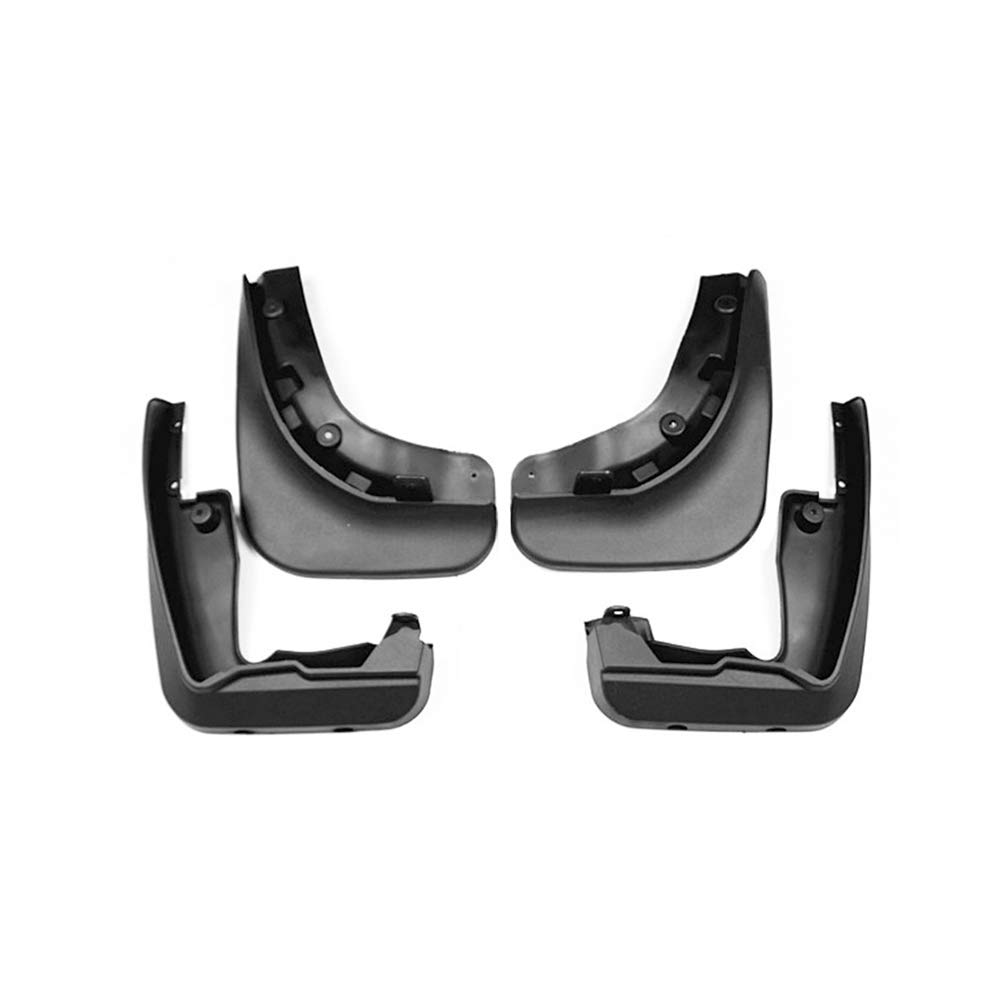 Upgraded Car Mud Flaps Mudguards for BMW F34 3 Series 2013-2018 Front Rear Splash Guards Car Fender Styling /& Body Fittings Black 4Pcs
