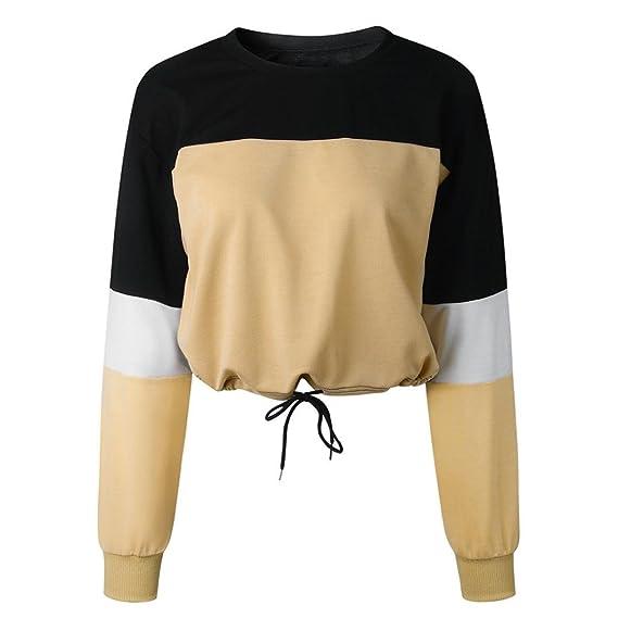 Cinnamou_mujer Moda Nuevas Casuales Universitario Chaqueta Sudadera Baseball Abrigos Jacket Outerwear Tops y Blusa de Manga