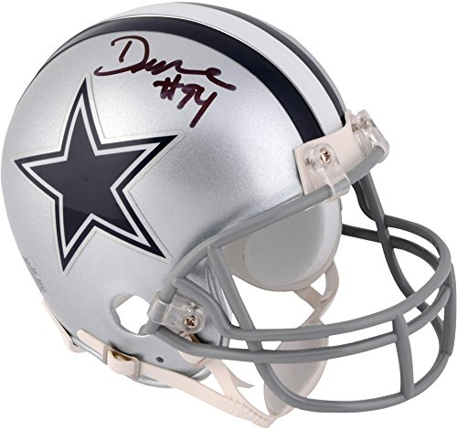DeMarcus Ware Dallas Cowboys Autographed Riddell Mini Helmet - Fanatics Authentic Certified - Autographed NFL Mini Helmets