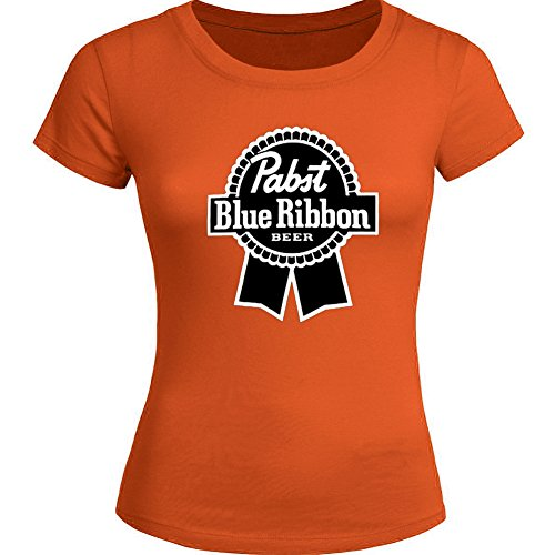 Pabst Blue Ribbon For Ladies T-shirt Tee for sale  Delivered anywhere in USA
