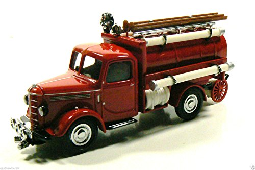 - 1939 BEDFORD TANKER FIRE ENGINE YESTERYEAR SERIES MATCHBOX DIE CAST YFE04 1993 .HN#GG_634T6344 G134548TY26799