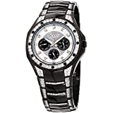 Best Bulova Mens Bracelets - Bulova Men's 98C102 Crystal Bracelet Watch Review