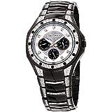Bulova Men's 98C102  Crystal Bracelet Watch