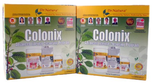 COLONIX 60 JOURS DIETE INTESTINALE