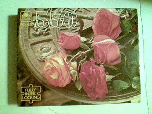 Sundial Roses - 550 piece puzzle 18