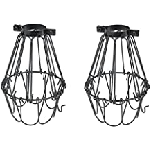 Metal Bird Cage String Lights : Amazon.com: wire light cages