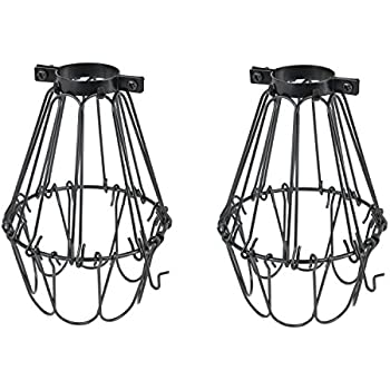different lighting styles 90 degree rustic state set of industrial vintage style hanging pendant metal wire cage light fixture lamp guard adjustable openings to different styles black elegant design by artifact for