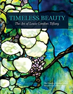 Book Cover: Timeless Beauty: The Art of Louis Comfort Tiffany