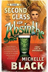 The Second Glass of Absinthe: A Mystery of the Victorian West (Eden Murdoch Mysteries Book 3) Kindle Edition