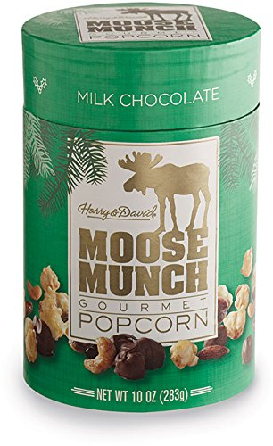 Moose Munch (Harry & David, Moose Munch Gourmet Popcorn, Milk Chocolate, 10 Oz.)