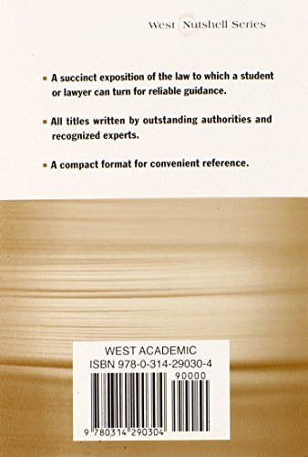 Environmental Law in a Nutshell (Nutshells)