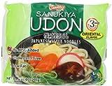 Shirakiku Udon Nama Oriental No MSG, 7.05-Ounce (Pack of 12)