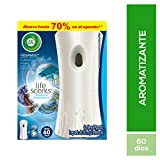 Air Wick Real Moments Aromatizante Ambiental Freshmatic Aparato y Repuesto, Aromas, 250ml  (El empaque puede variar)