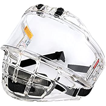 b3b1e209eaf Amazon.com   Bauer Concept III Full Face Shield  SENIOR    Hockey ...