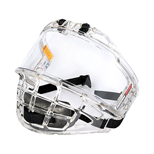 - AVH-2 Junior Hockey Face Shield- Clear