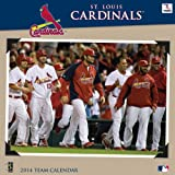 Turner - Perfect Timing 2014 St Louis Cardinals Team Wall Calendar, 12 x 12 Inches (8011431)