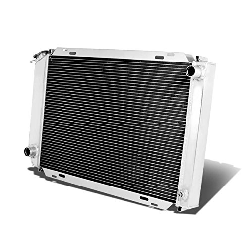(For Ford Mustang 3rd Gen MT (Manual Transmission) Full Aluminum 3-Row Racing Radiator)