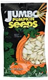 JUMBO SUNFLOWER SEEDS Pumpkin Seeds, Original, 20 Ounce (Pack of 8)