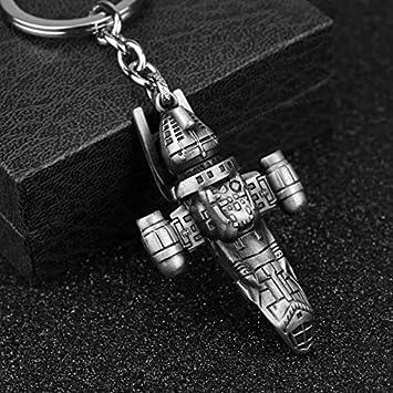 TUDUDU Star Wars Llavero Firefly Serenity Replica HD Nave ...