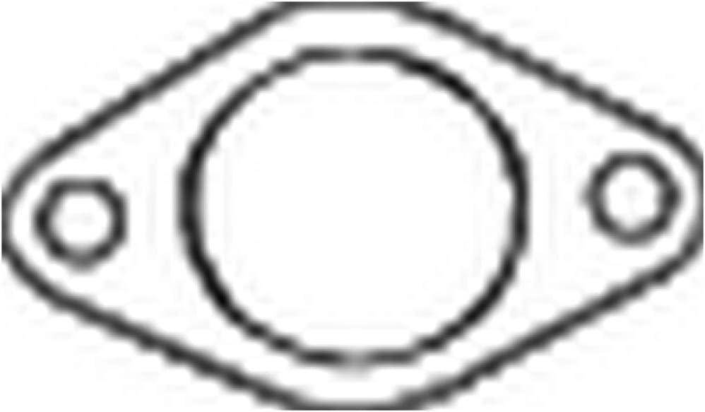tuyau d/échappement Bosal 256-177 Bague d/étanch/éit/é
