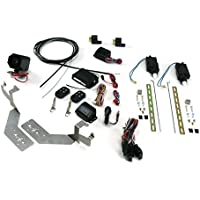 Bolt On Shave Door Kit for 1980 - 1999 GM Cars and Trucks (1 PAIR) with Alarm small block amc sbc dirt sportsman mgb parts model a auto formula imca 671 427 auto 956 classic 2 din wide 5 car