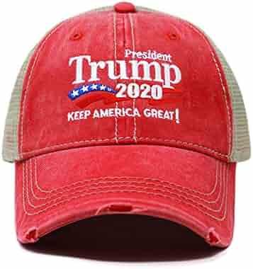 ChoKoLids Trump 2020 Keep America Great Campaign Embroidered USA Hat  92e0f5423210