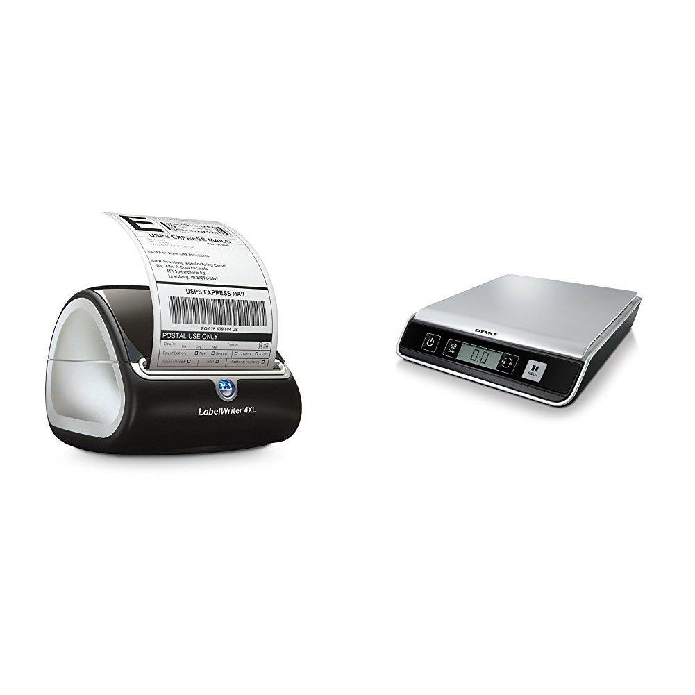 Dymo S0904950 LabelWriter 4XL - fü r extrabreite Tischetikettendrucker Etikettensystem Dymo-CoStar Corp