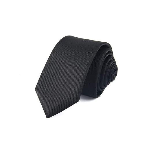 Oudan Corbatas de Hombre Elegante de 6 cm Corbata Estrecha de ...