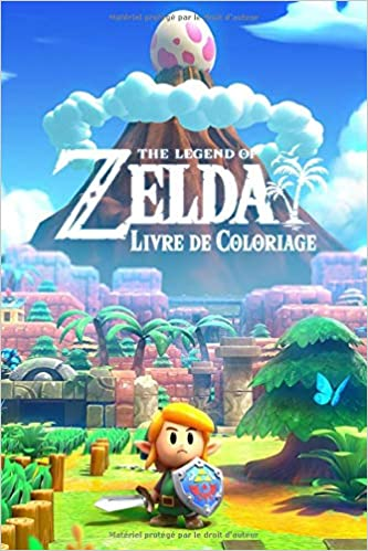 The Legend Of Zelda Livre De Coloriage Apprendre A Colorier The Legend Of Zelda Link S Awakening French Edition Colorf Salikmoya 9798646672323 Amazon Com Books