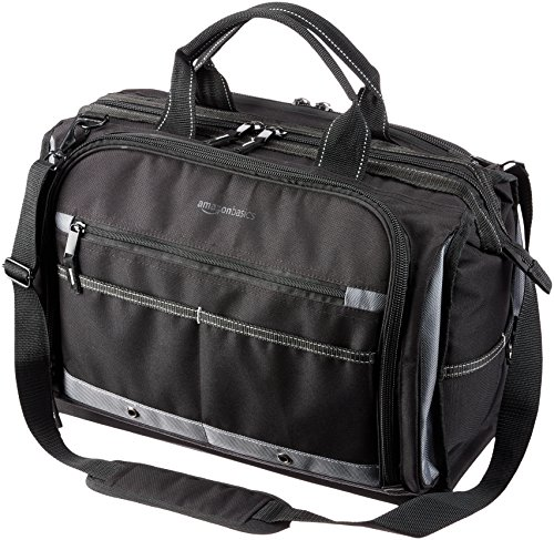 AmazonBasics Electrician 50 Pocket Tool Bag